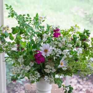 Seasonal Arrangement - Fawn Meadow Flowers